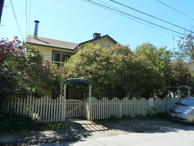 Camellia House (front view) - Camellia House - Guerneville - rentals