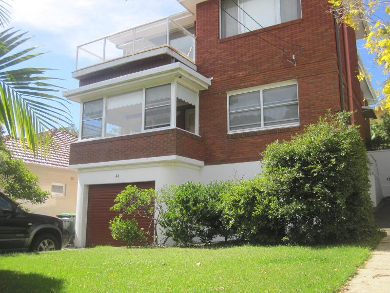 Ground Floor Duplex - Janal House - Large 2 b/room, close to beach - Sydney - rentals