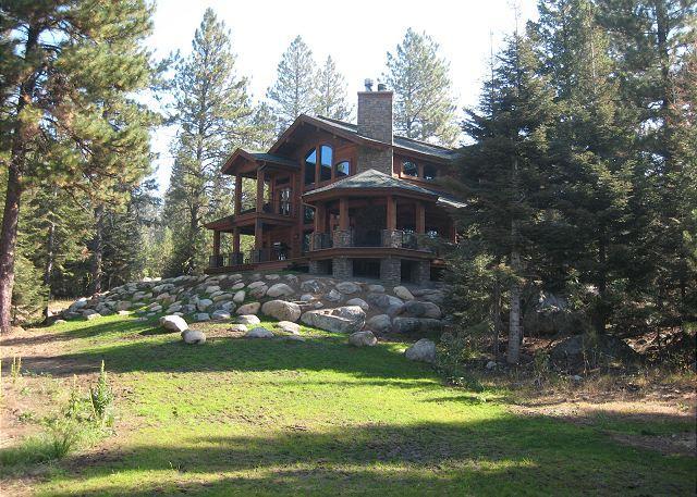 Big Pine- Grand Lodge amongst the Pines of Aspen Ridge - Image 1 - McCall - rentals