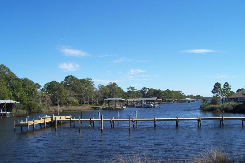 3 Minute Walk to Beach, Condo with Boat Dock - Image 1 - Panama City Beach - rentals