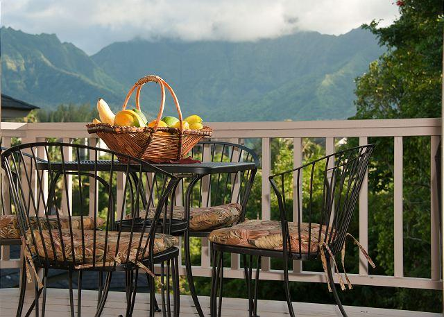 10% off available Sept - Nov dates!!  Amazing Views from Hanalei Bay Villa - Image 1 - Princeville - rentals