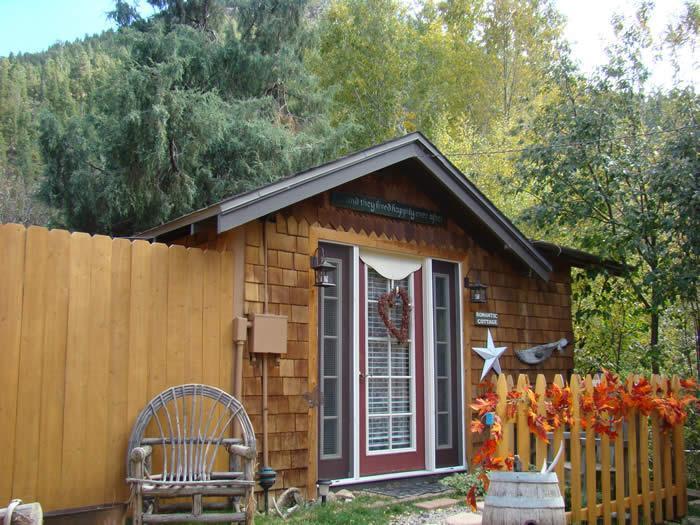 Romantic Cottage - Image 1 - Estes Park - rentals