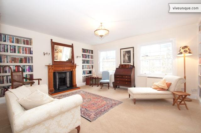 Central London 2 bed apartment with terrace, Regent's Park - Image 1 - London - rentals