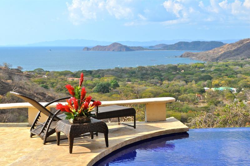 Incredible 5 Bedroom Ocean View Villa - Image 1 - Playa Hermosa - rentals