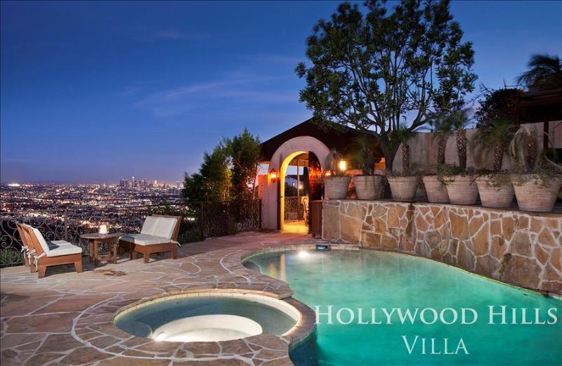 Hollywood Hills Villa - Image 1 - Los Angeles - rentals