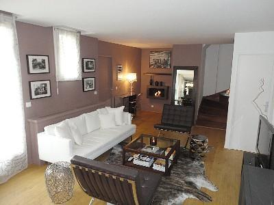 Living Room (1) - Luxurious 3 bedrooms with terraces (Near Louvre) - Paris - rentals