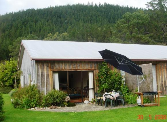 Guest Cottage - Te Maru Cottage - close to Hot Water Beach/Hahei - Whitianga - rentals