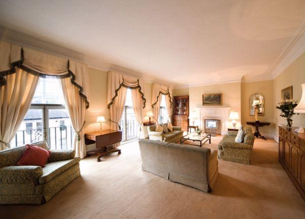 Typical living room - South Kensington Mansions 3 Bedroom/3 Bathroom - London - rentals