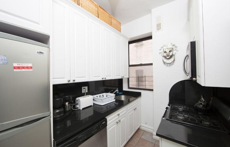 Stainless Steel appliances including dishwasher - Gorgeous, Newly Renovated, Fully Furnished 2 Bdr - New York City - rentals