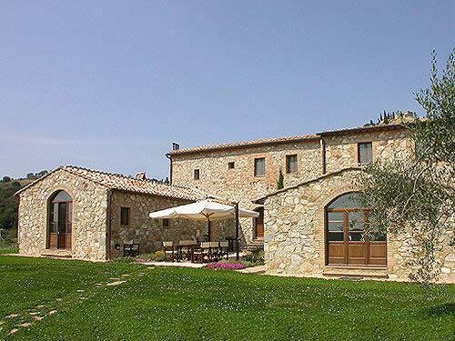 Villa Montalcino - Image 1 - Montalcino - rentals