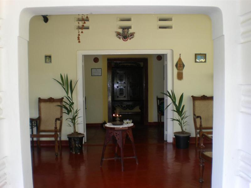 Entrance to the house - 3 room self catering /catered villa by the beach - Tangalle - rentals