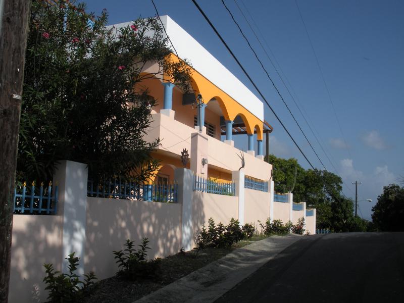 Quinta Vagabundo Pequeno - Villa - Vieques, Puerto Rico - Views, Private Pool - Isla de Vieques - rentals