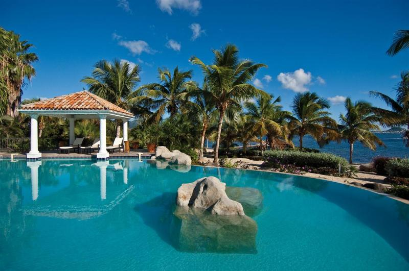 La Salamandre at Simpson Bay Lagoon, Saint Maarten - Ocean View, Pool, Waterfront - Image 1 - Sint Maarten - rentals