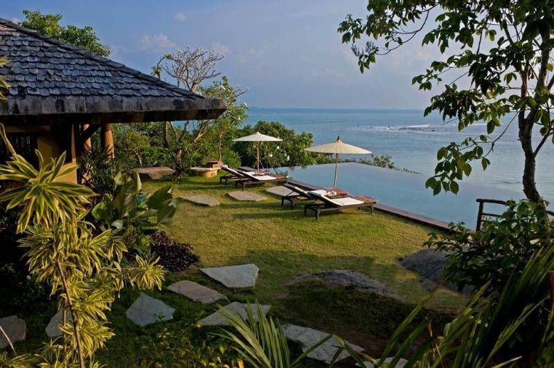 Bali Temple to the Pool - Samudra - Koh Samui - rentals