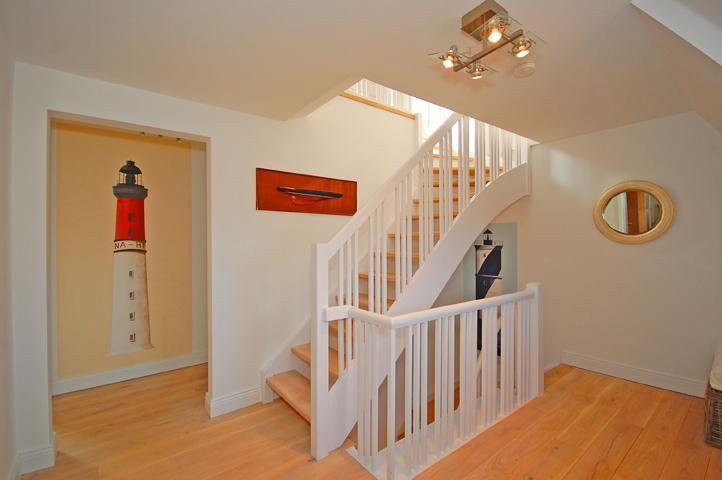 hallway 1st floor - SYLT  List Haus Tiiner - List - rentals