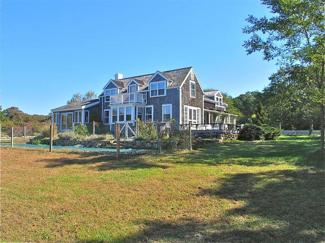 Farm House in Menemsha with North Shore Views! (Farm-House-in-Menemsha-with-North-Shore-Views!-CH233) - Image 1 - Martha's Vineyard - rentals