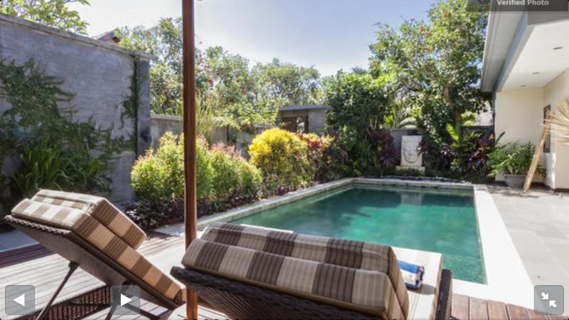 swimming pool - VILLA RONA - 2 bedrooms villa with Pool Fence - Canggu - rentals