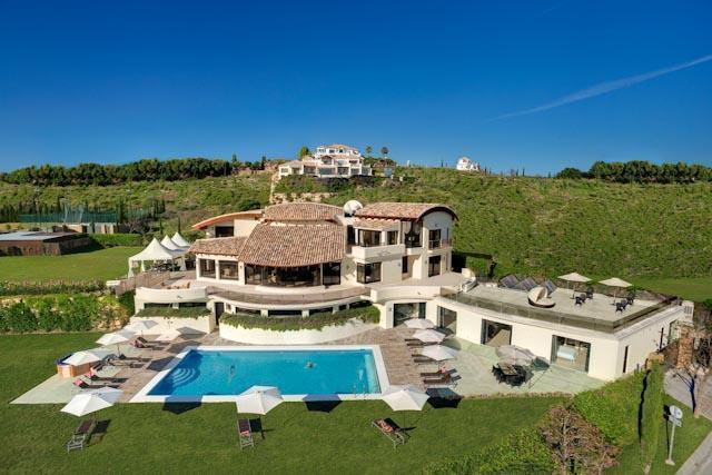 Exterior - Villa El Cano - Benahavis - rentals