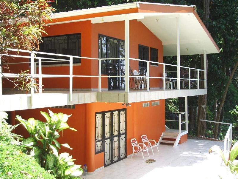 Ocean facing view - Casa Mira Mar - Dominical - rentals