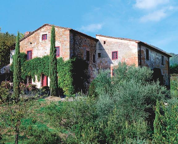Farmhouse with Tennis Court and Private Pool - Casa Francesco - Image 1 - San Pietro a Marcigliano - rentals