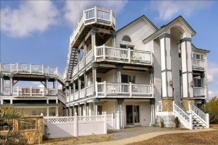 Front Elevation - Oace's - Corolla - rentals