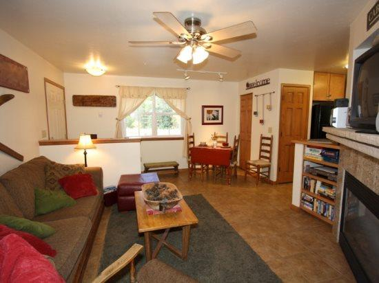 Frisco`s Perfect Blend of In-Town and Seclusion -- Quiet but in the Heart of It All - Image 1 - Frisco - rentals