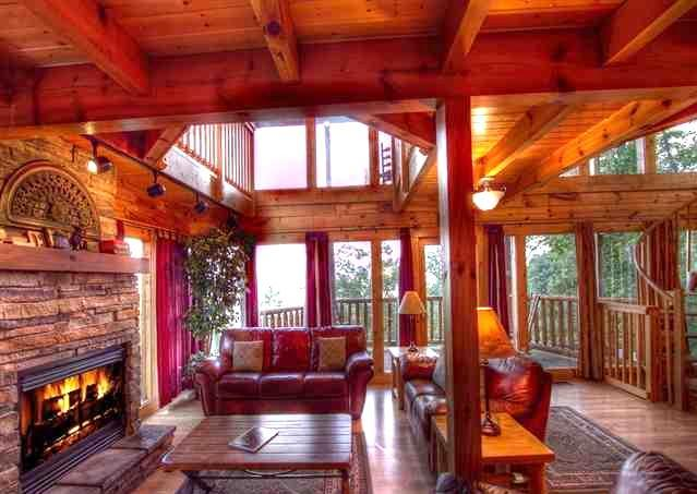 Sit down, Relax and Enjoy your Getaway! - Fabulous View; Privacy; 5* Service; Pool; Luxury - Gatlinburg - rentals