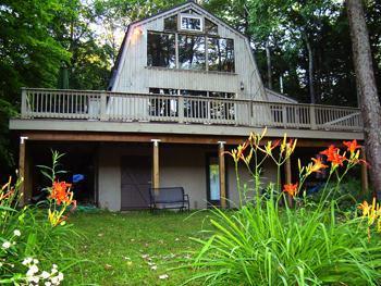 Backyard - Bird Watchers Delight! Country Get-Away w/Pond! - Lee - rentals