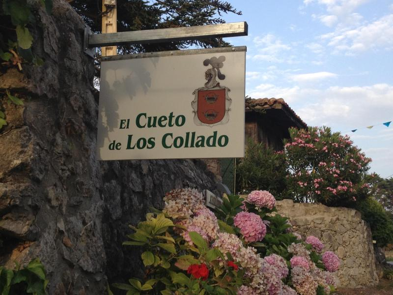 Main entrance - El Cueto de los Collado Duplex Apart. Llanes Coast - Llanes - rentals