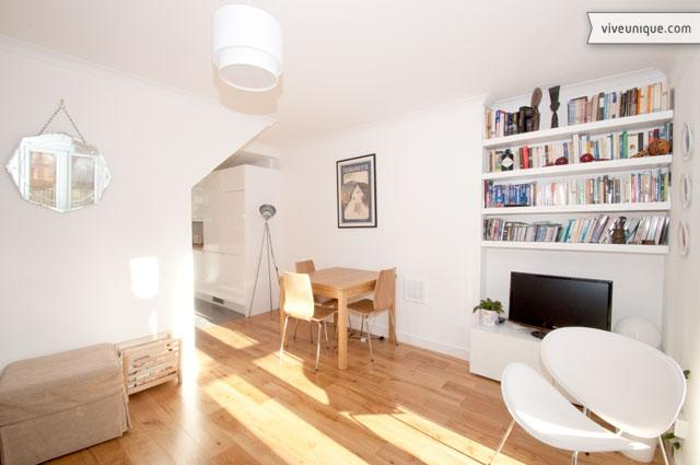 Royal Oak Court 2 bed apartment, Hoxton - Image 1 - London - rentals