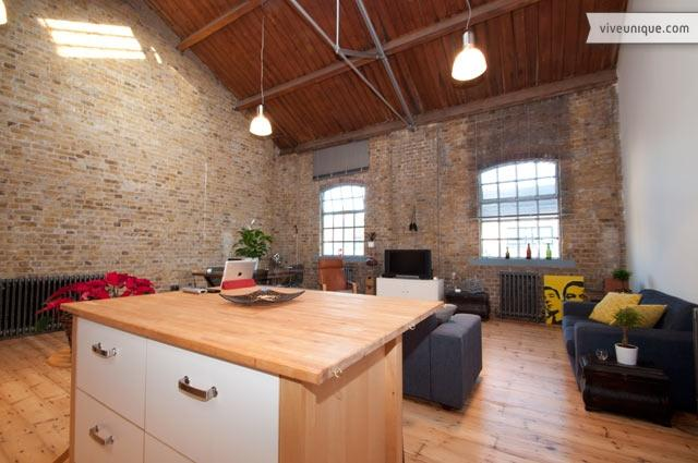 Quebec Wharf 1 bed apartment, Dalston - Image 1 - London - rentals