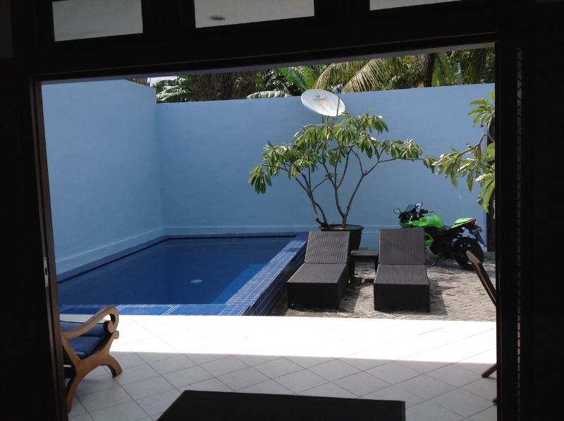 Villa Rahasia 1 or 2 bed Legian -Wi Fi  & Cable TV - Image 1 - Legian - rentals