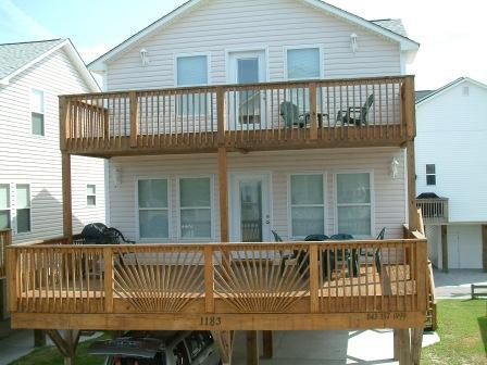 4 BR Beach Vacation Home - Myrtle Beach - 4 Bedroom Ocean View Home-Family Oceanfront Resort - Myrtle Beach - rentals