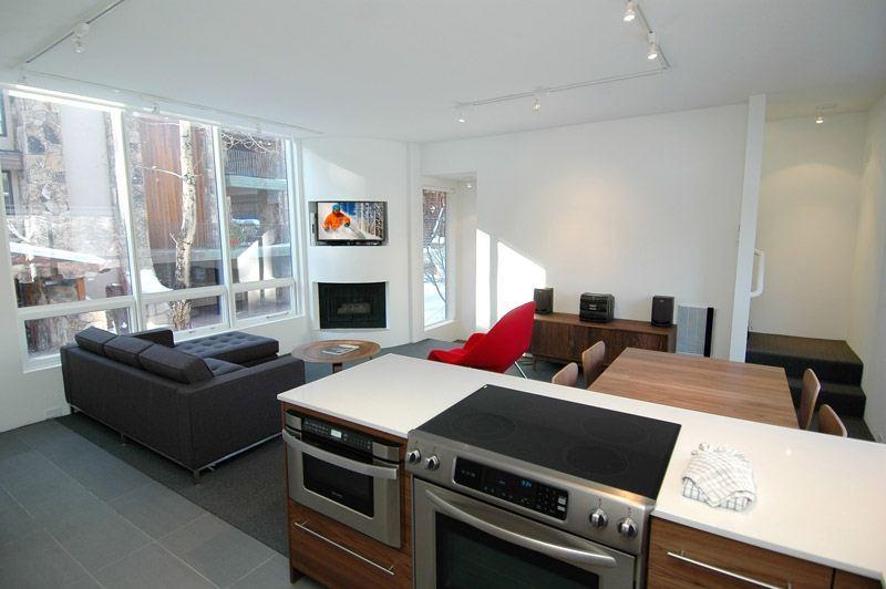 living_area_1.jpg - Aspen Mtn. Town Home Unit B - Aspen - rentals