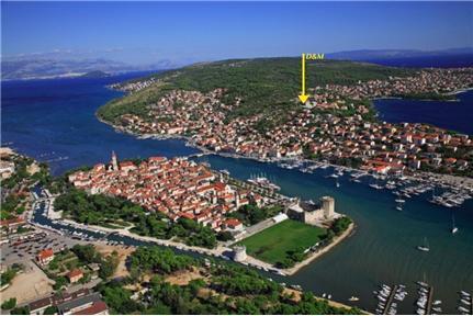 Location on island Ciovo (5min walk to centre) - Brand new Adriatic Suites - Trogir - rentals