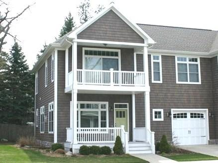 98 North Shore Dr Woodman entrance - 98 North Shore - Weekly stays begin on Saturdays - South Haven - rentals