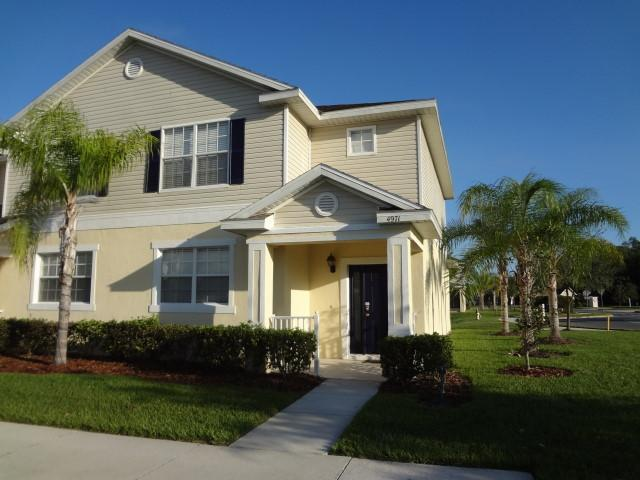 Front View of Townhome - Unwind in Comfort after Disney!  You Deserve It! - Kissimmee - rentals