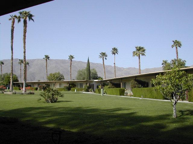 View from patio and Master bdrm - Club Circle Condominium: Borrego Springs - Borrego Springs - rentals
