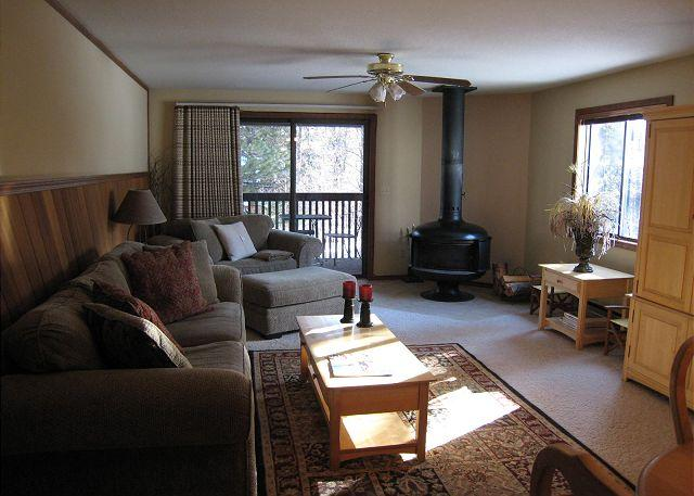 Deluxe Aspens Condo close to town, Ponderosa Park and Golf Course - Image 1 - McCall - rentals