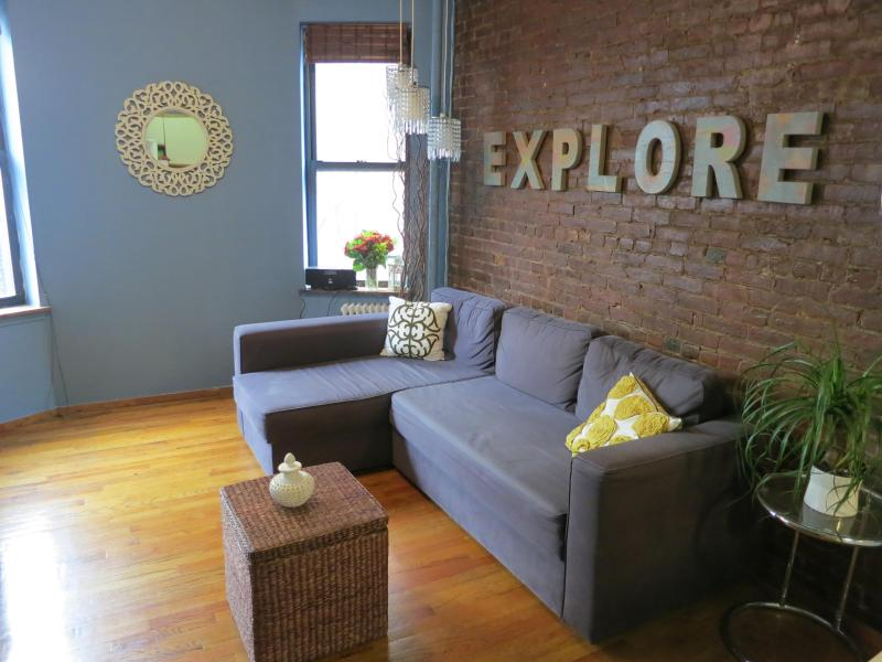 Quiet & Clean Retreat in the East Village - Image 1 - New York City - rentals