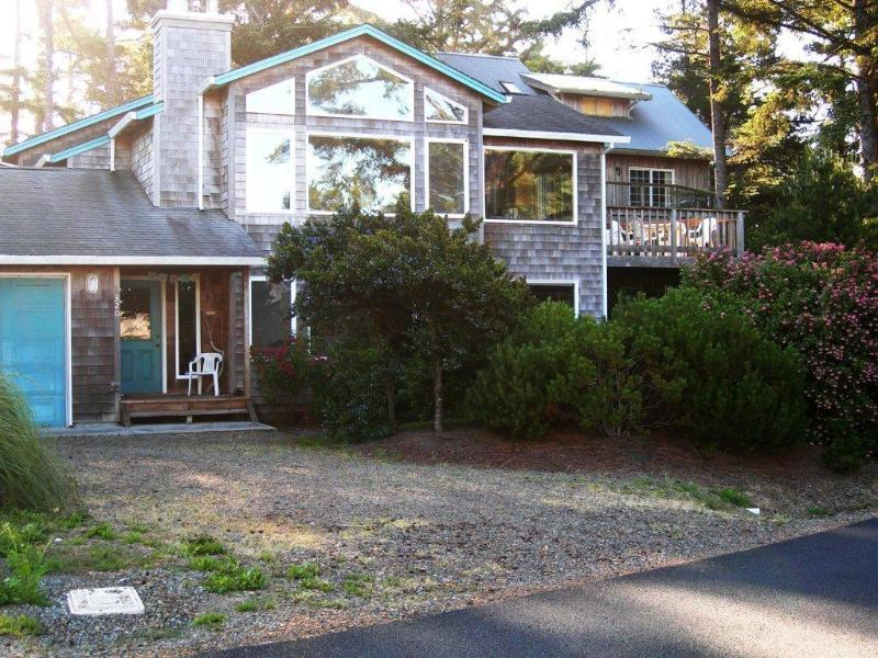 Beautiful Ocean View Home - Beautiful Ocean View Home - Manzanita - rentals