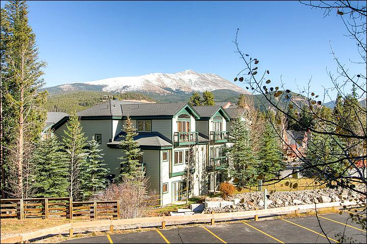 Ski-In/Ski-Out Townhouse - Great Location - Recently Remodeled (13234) - Breckenridge - rentals