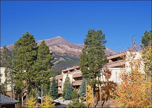 Centrally Located with Ski Area Views - Stunning Mountain Views - Walk to Town (13345) - Breckenridge - rentals