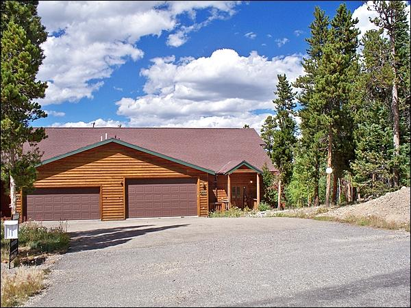 Incredible Mountain Home - Stunning Mountain Views - Recently Updated Mountain Home (13342) - Breckenridge - rentals