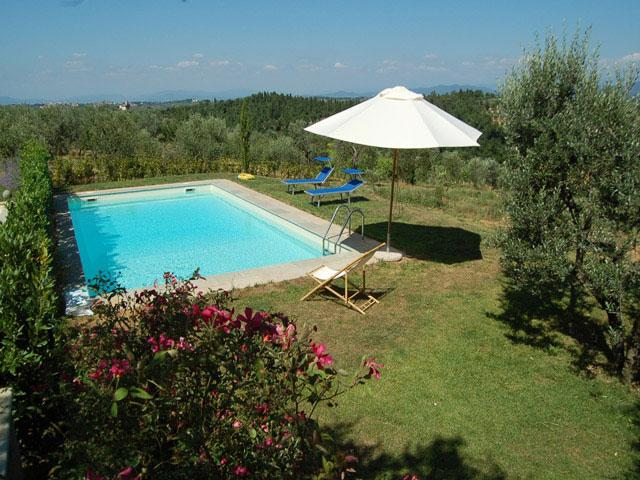 Villa Oliveto - Image 1 - Bargino - rentals