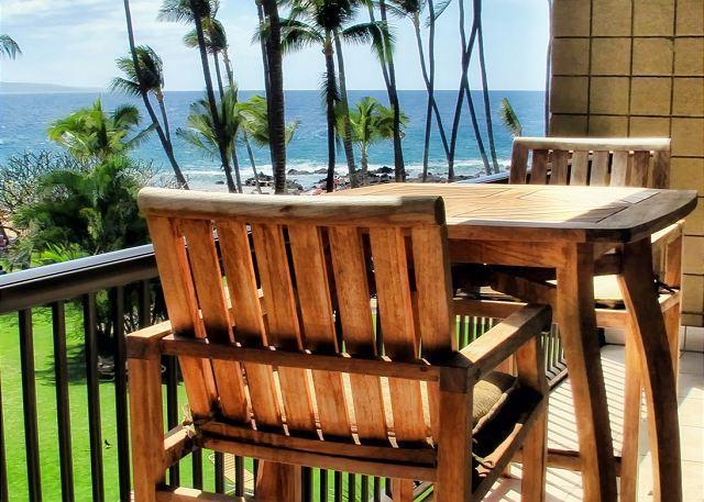 Ocean Front 1-Bedroom Condo at Mana Kai - Image 1 - Kihei - rentals