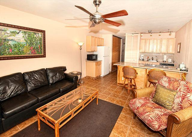 Renovated 1-bedroom condo in a great location near Charley Young Beach. - Image 1 - Kihei - rentals