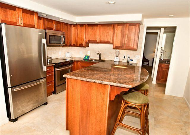 Renovated Three Bedroom Condo close to Famous Kamaole Beach II. - Image 1 - Kihei - rentals