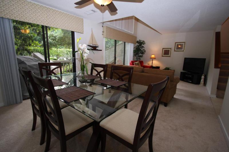 Dining Area - August Dates Going Fast! - Hilton Head - rentals