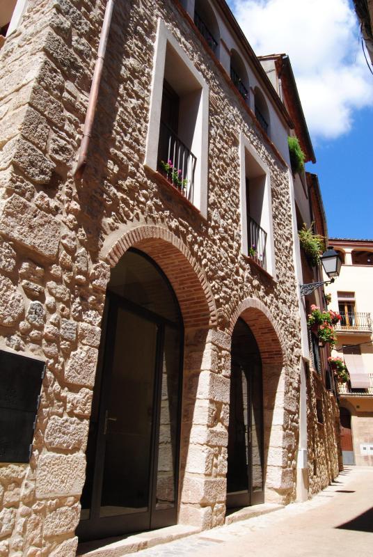 Facade - Cal Porxo - Province of Tarragona - rentals